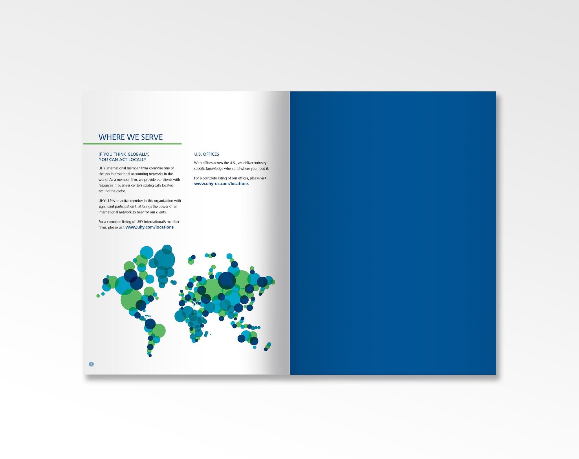 how to write a capabilities brochure
